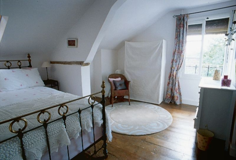 Les renards bed and breakfast chambres d h tes rose les for Chambre d hotes ile de re