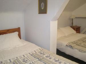 Les Renards Bed and Breakfast Chambres d'Hôtes Iris Room