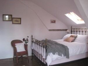 Les Renards Bed and Breakfast Chambres d'Hôtes Rose Room